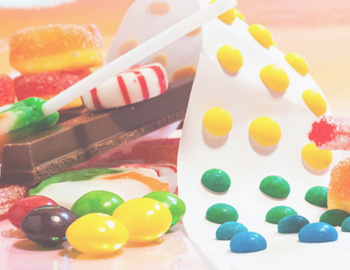Sugars associated with depressive disorders